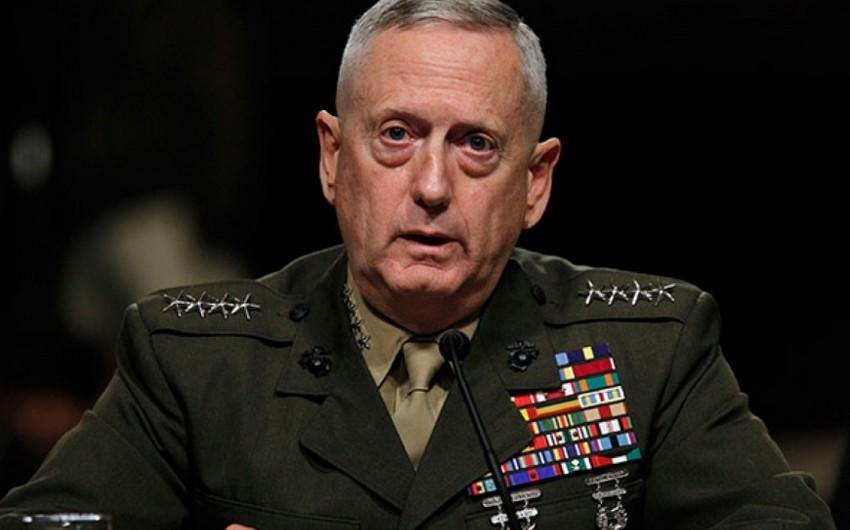 Pentaqonun rəhbəri ABŞ ordusunun döyüş hazırlığının aşağı olmasından şoka düşüb