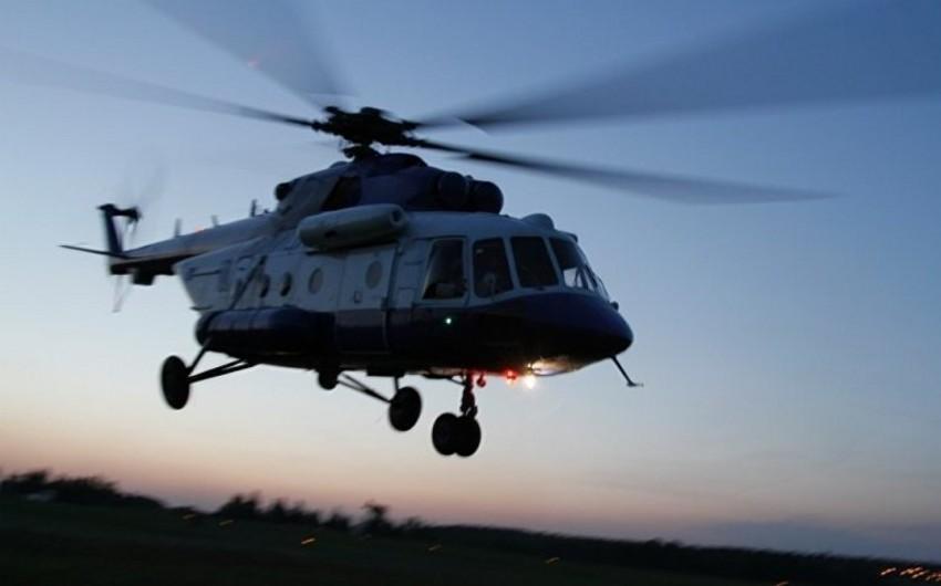 Спасатели обнаружили оба черных ящика на месте падения Ми-8
