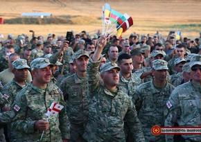 Azerbaijani servicemen to participate in NATO exercises in Georgia