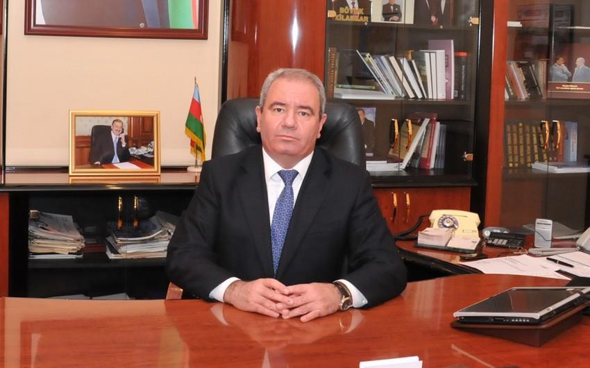 Presidential decree resigns Ali Abbasov from minister post