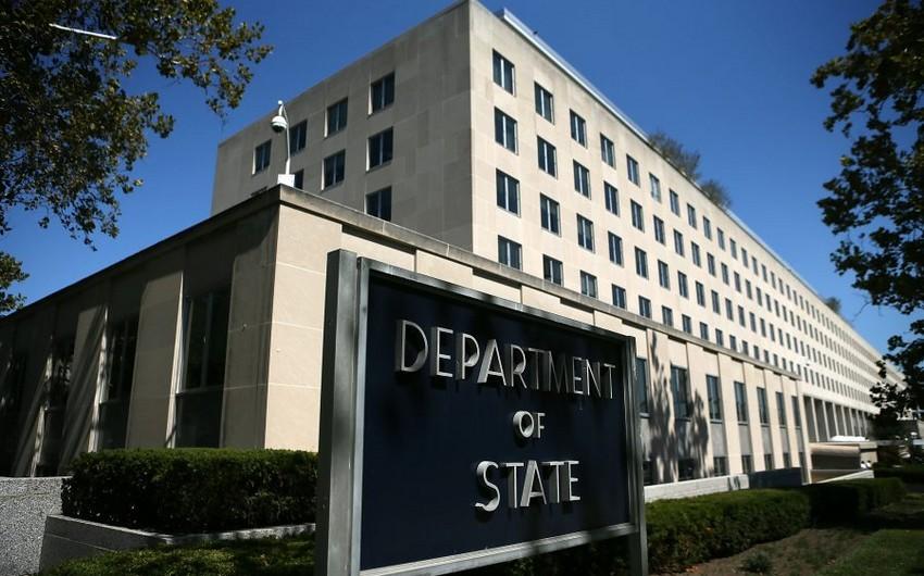 Dövlət Departamenti Rusiya, İran və Çini qeyri-sabitlik ölkələri adlandırıb