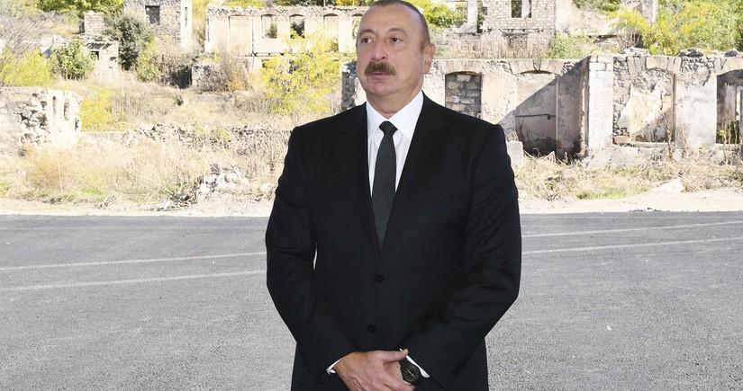 Ильхам Алиев: Нынешнее и будущее поколения всегда будут гордиться шехидами
