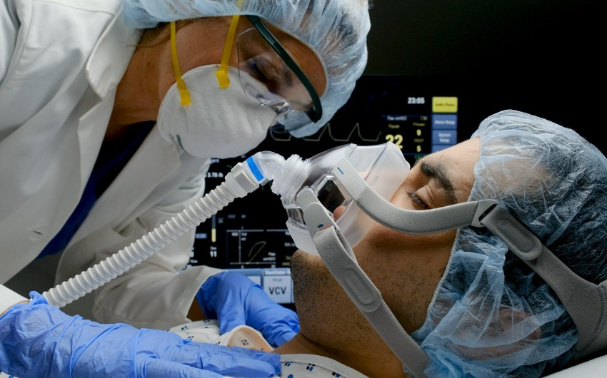 Reanimasiyadakı koronavirus xəstələrinin sayı artıb