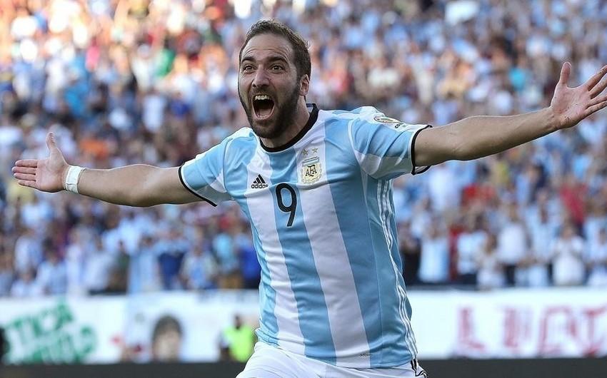 Игуаин принял решение завершить выступления за сборную Аргентины