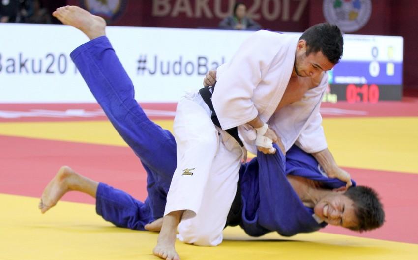 Baku will play host to World Judo Championship in September