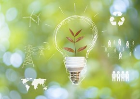 Green energy projects discussed in Azerbaijan