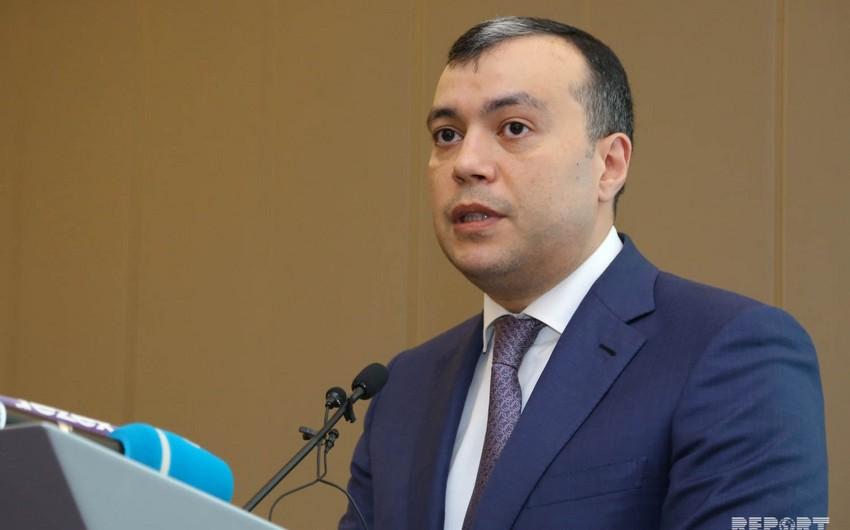 """Sahil Babayev: """"Bu il 200 min pensiya, müavinət və təqaüd təyinatı elektron qaydada proaktiv şəkildə aparılacaq"""""""