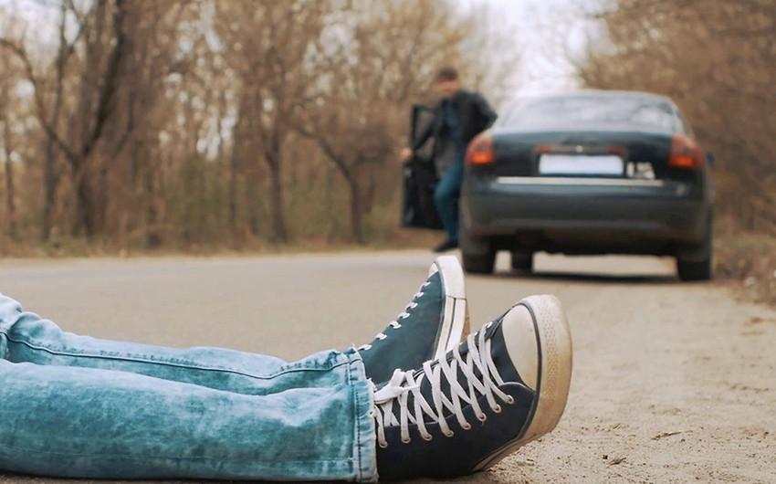 Bakıda piyadanı avtomobil vuraraq öldürüb