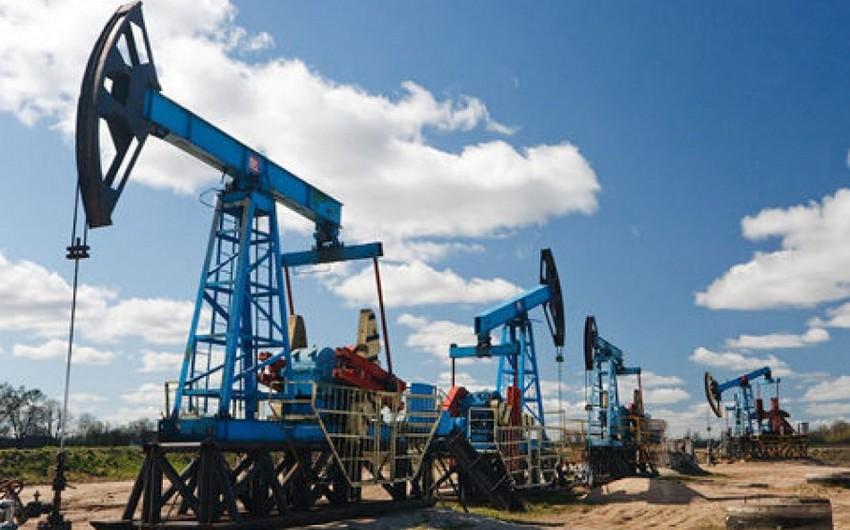 Стоимость азербайджанской нефти достигла 43,5 долларов