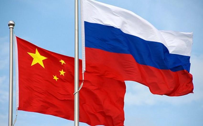 Rusiya Çin iqtisadiyyatında kəskin azalmanın olacağı barədə xəbərdarlıq edib