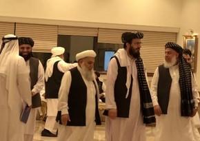 """Əfqanıstan """"Taliban""""la sülhə hazırdır"""