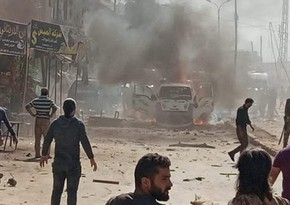 3 killed, 10 wounded after PKK / YPG attack on Afrin region of Syria