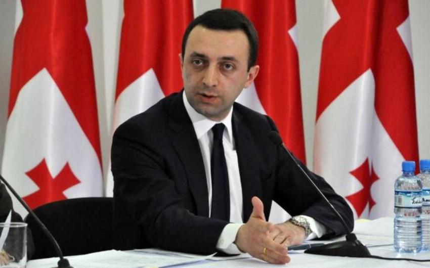 Gürcüstanın keçmiş baş naziri hakim partiya sədrliyindən istefa verəcək