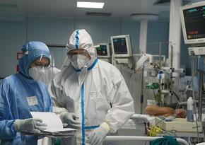 Gürcüstanda koronavirusa sutkalıq yoluxma azalıb