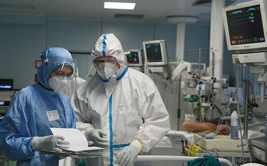 Gürcüstandakoronavirusa 1 085 yeni yoluxma qeydə alınıb, 7 nəfər ölüb