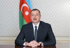 Президент Ильхам Алиев выразил соболезнования в связи с кончиной первого посла Грузии в Азербайджане