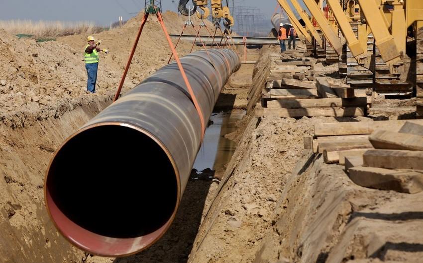 TAP-ın inşasının 94%-dən çox hissəsi tamamlanıb