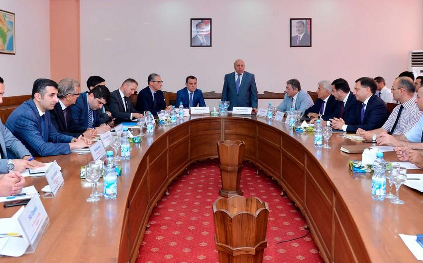 Bakı Mühəndislik Universiteti Himayəçilər Şurasının ilk iclası keçirilib