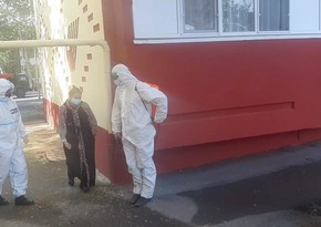 Mingəçevirdə evdən çıxan COVID-19 xəstəsinə cinayət işi başlanılıb