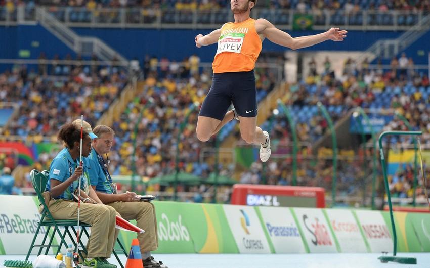 Azərbaycan idmançısı Yay Paralimpiya Oyunlarına lisenziya qazanıb