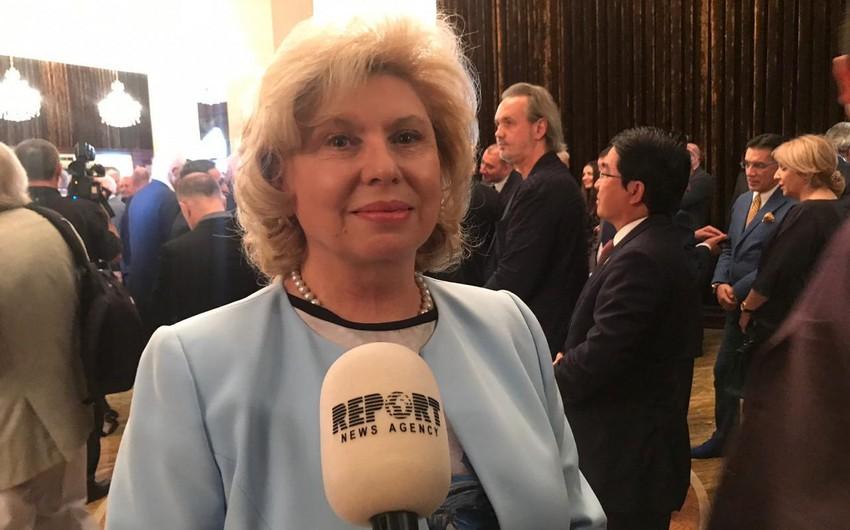 Rusiya Ombudsmanı: Fuad Abbasovun saxlanılmasına dair heç bir məlumatımız yox idi