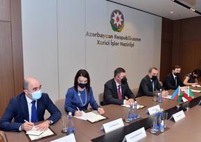 Ceyhun Bayramov: Ermənistan terrorçu diversantları hərbi əsir kimi qələmə verir