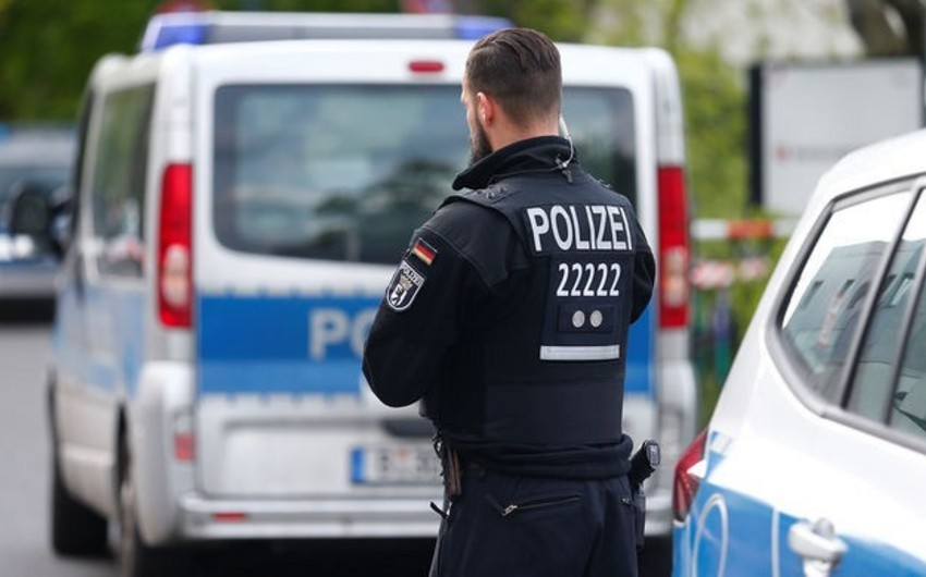Two dead in shooting in German town