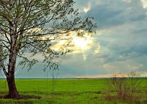 Azerbaijan weather forecast for April 19