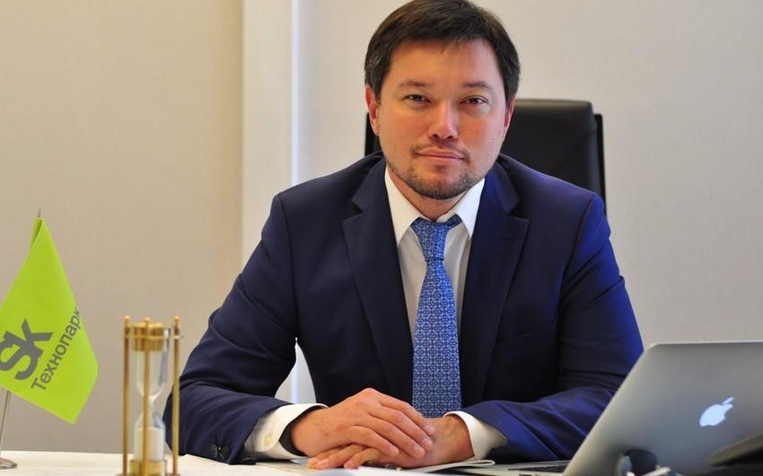 """Rusiyanın """"Skolkovo"""" texnoparkının baş direktoru Bakı Şopinq Festivalına baş çəkmək istəyir"""