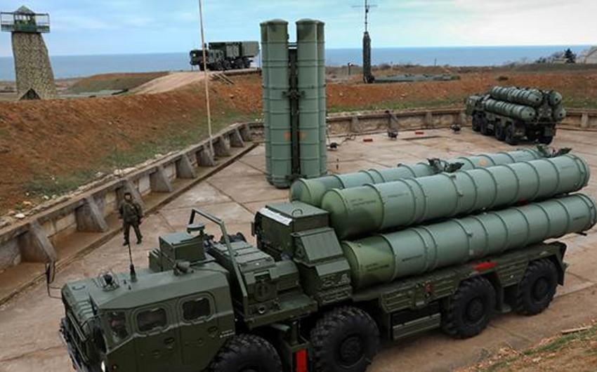 ABŞ Türkiyəni S-400 raketlərini alacağı təqdirdə sanksiyalarla hədələyib
