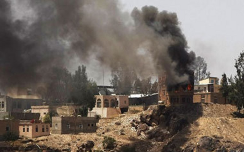 Powerful explosion occurs in the capital of Yemen near the residence of Iranian Ambassador