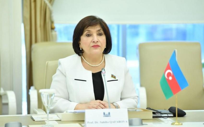 Сахиба Гафарова: Постоянные провокации Армении на границе препятствуют обеспечению мира