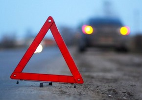 Два человека пострадали в результате ДТП в Гарадагском районе