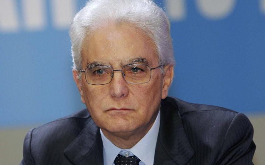 İtaliya prezidenti: Qlobal Bakı Forumu mədəniyyətlərarası dialoqa öz töhfəsini verir