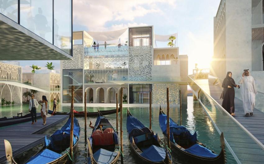 Dubai to build its own Venice - PHOTOS