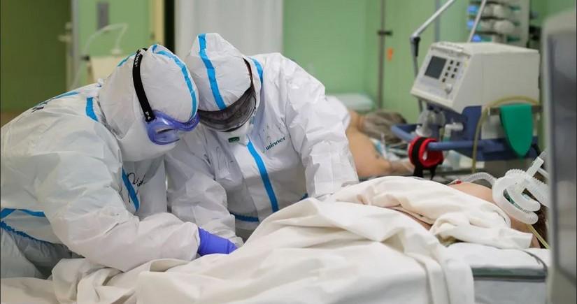 В мире за неделю коронавирусом заразились более 3,6 млн человек