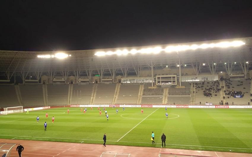 Премьер-лига: Карабах в последнем матче года сыграл вничью