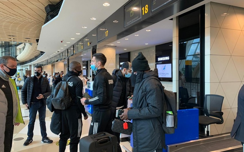 Qarabag leaves for Turkey