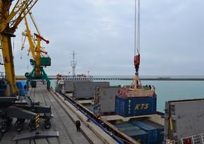 Порт Актау увеличил перевалку грузов по Транскаспийскому транспортному маршруту