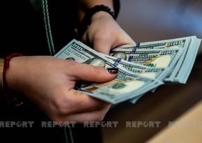 Banklar 9 ayda 4,2 milyard dollarlıq nağd xarici valyuta alıb-satıb