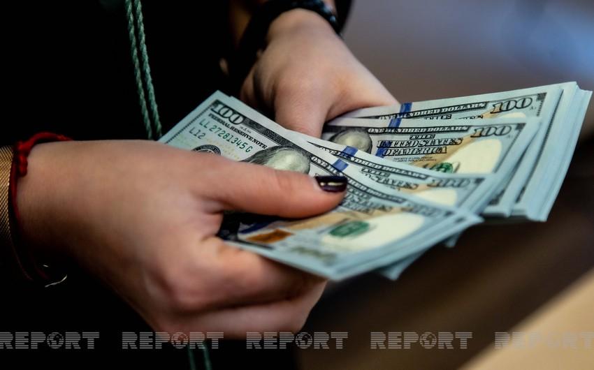 Объем купли-продажи валюты банками составил 4,2 млрд в долларовом эквиваленте
