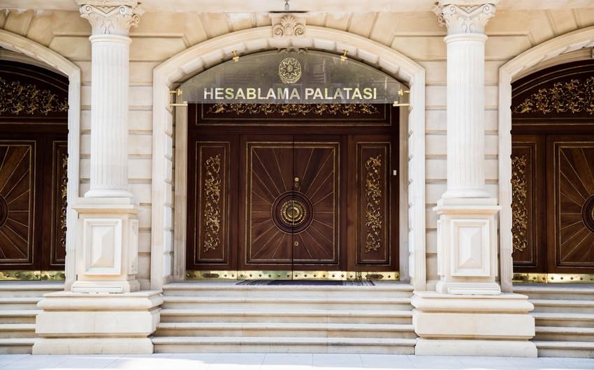 Azərbaycan Hesablama Palatası 10 mln. manatdan çox büdcə vəsaitinin bərpasını təmin edib