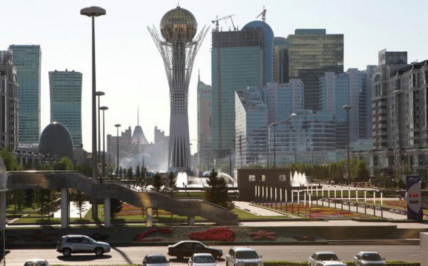 Qazaxıstan parlamenti Ermənistanın AİB-ə qoşulması haqqında qanun layihəsini təsdiq edib