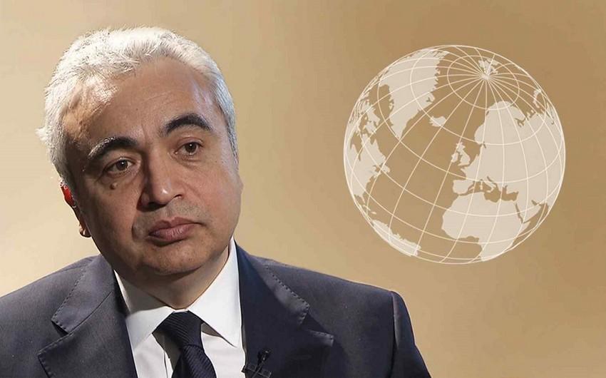 İEA rəhbəri: ABŞ neft-qaz hasilatında dünya liderinə çevrilib
