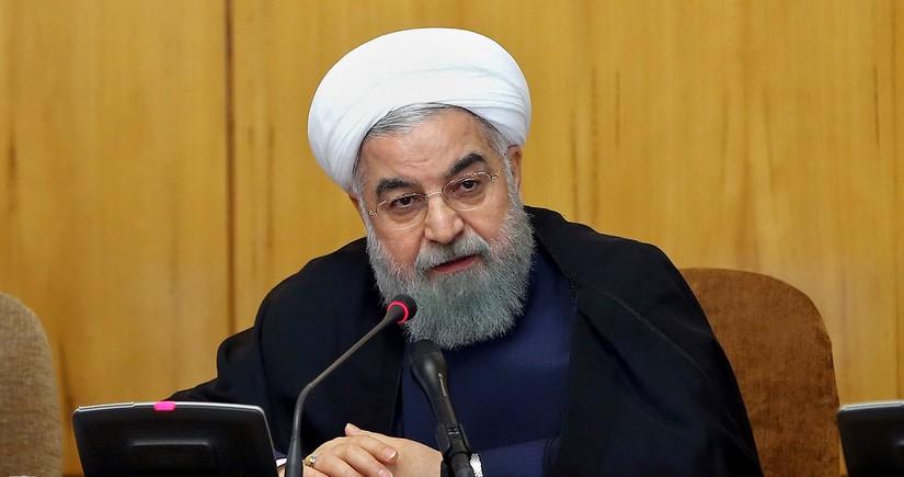 Ruhani: İran istəsə uranın 90 faizədək zənginləşdirilməsinə başlaya bilər