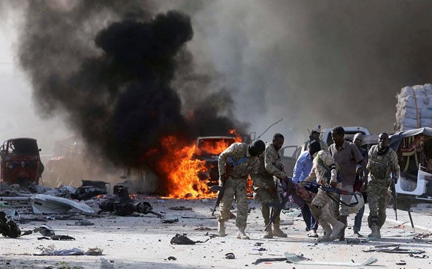 Somalidə partlayış törədilib, ölənlər və xəsarət alanlar var