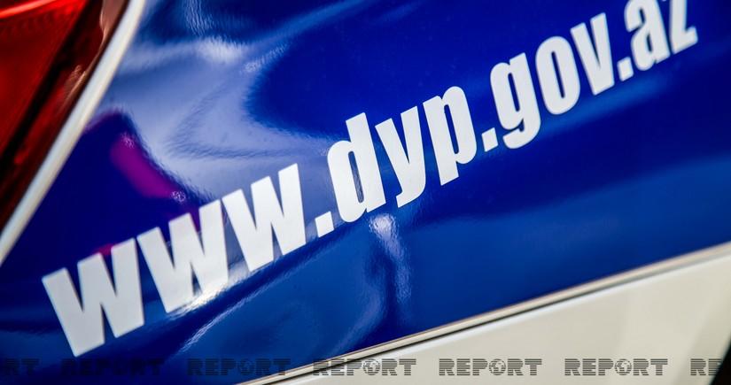 DYP piyadalara yol verməyən sürücülərə xəbərdarlıq edib