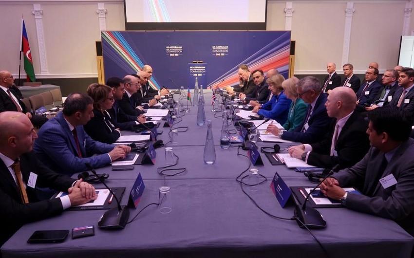 Londonda Azərbaycan-Böyük Britaniya enerji forumu keçirilib