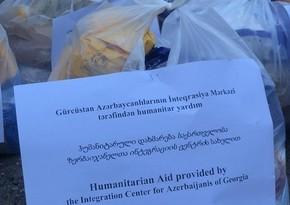 GAİM Gürcüstanda daha 150 ailəyə yardım göstərdi