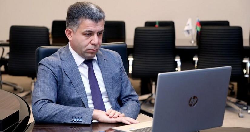 """Ruslan Əliyev: """"Gündəlik qaz xətlərinə qanunsuz qoşulmalarla rastlaşırıq"""""""